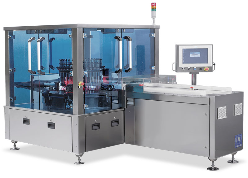 Pharma Inspection Machines